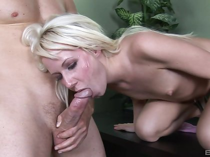 Slim festival with tiny tits, crazy home porn on a awkward dong