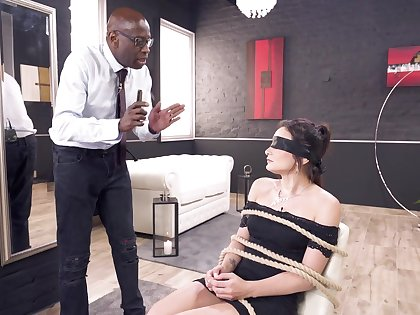 Quite a delight less see this married whore enduring anal in such crazy XXX